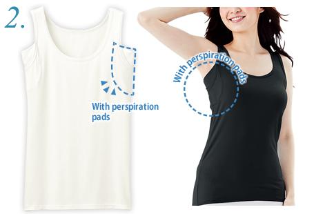 Smart Dry Sleeveless Inner