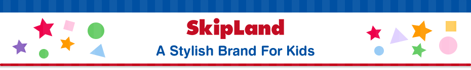 SkipLand A Stylish Brand For Kids