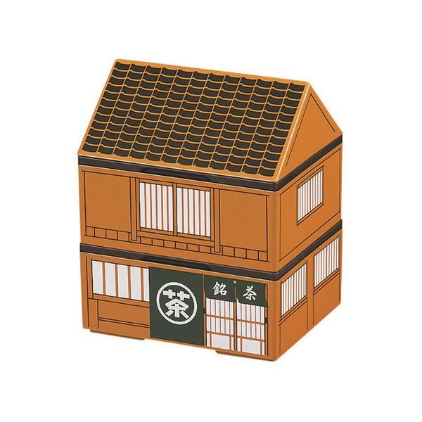 [弁当箱] おべんとハウス お茶屋
