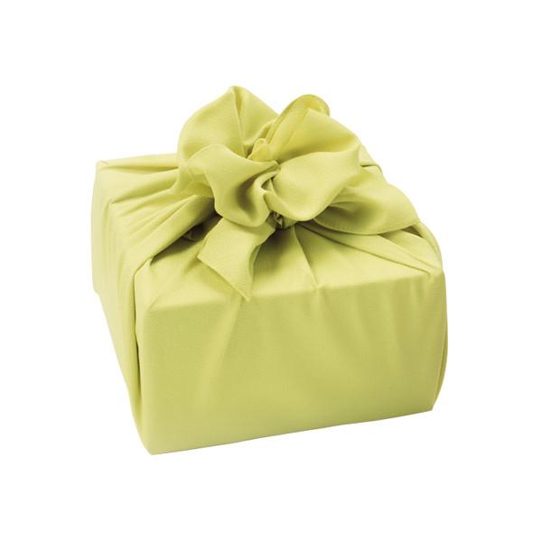[包巾] MUSU美一越 素色 柚子色