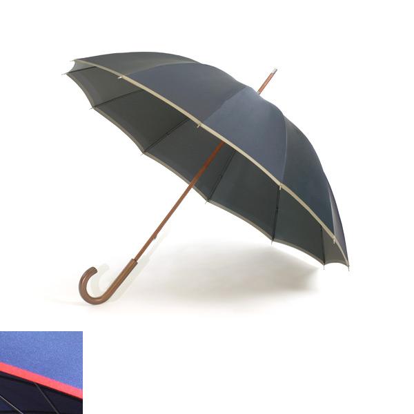 甲州織木握柄傘12條骨