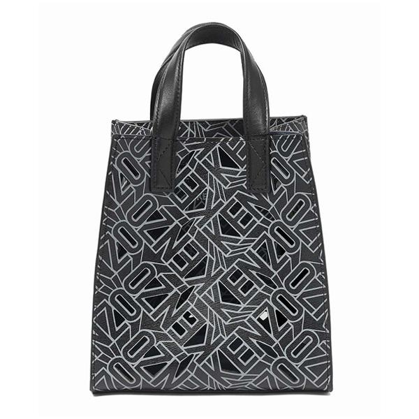 KENZO 2sa606l11-99 購物包 (黑色)/ 女裝