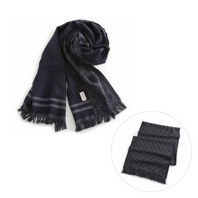 GUCCI 10099548200 圍巾 (4061 深灰色)/ 男女兼用