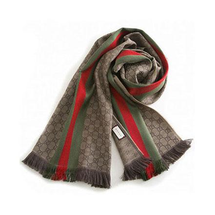GUCCI 1473514g704 圍巾 (米色)/ 男女兼用