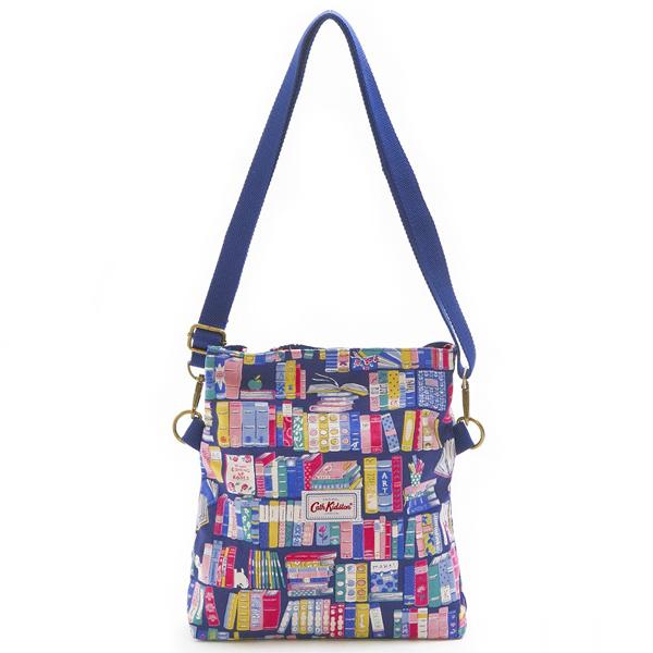 Cath Kidston ca594387 Mini Reversible Messenger Bag Story Books (藏青色)/ 女性時