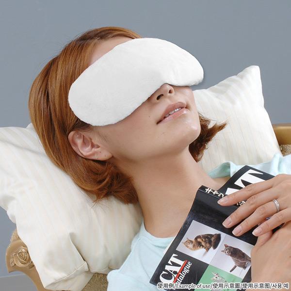 眼罩的正确戴法步骤