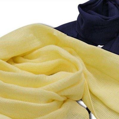 輕棉質圍巾