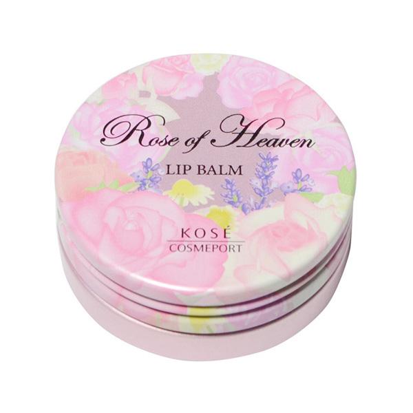 KOSE COSMEPORT Rose of Heaven 精華液 唇膏 (甜美粉紅) /美容, 化妝品