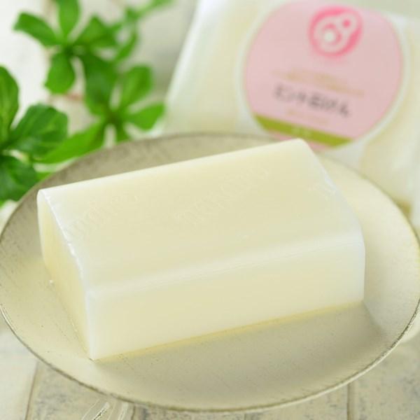 「沐浴用」 天然溫和 薄荷香皂 100g