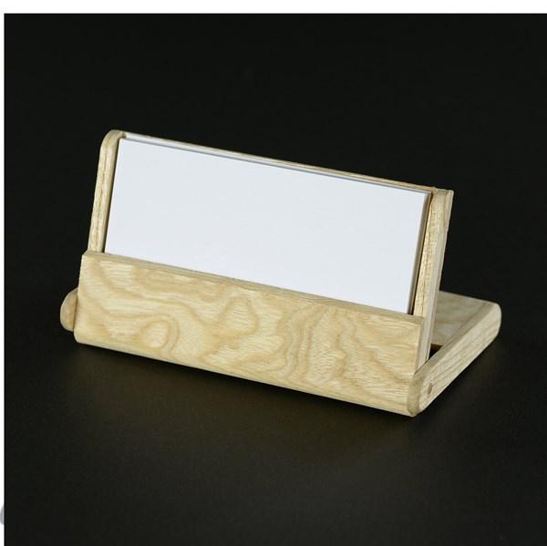 名片盒 栓木