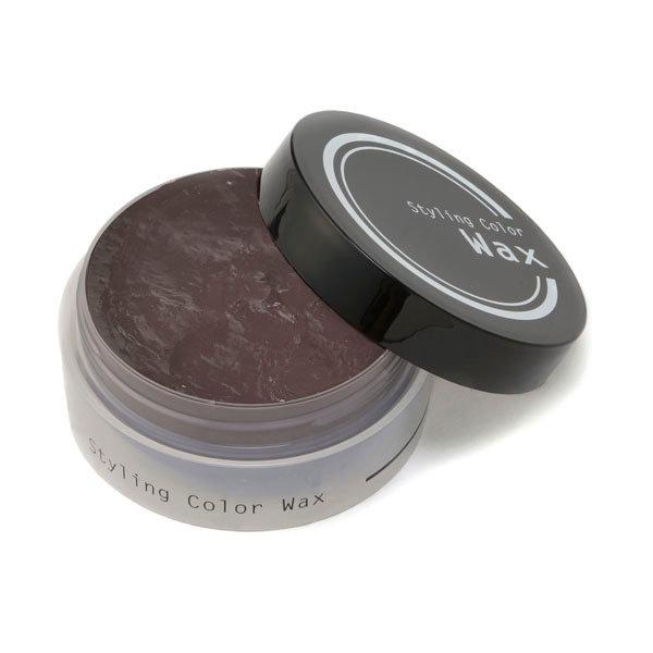 Styling Color Wax 造型彩色髮蠟 (咖啡棕色)