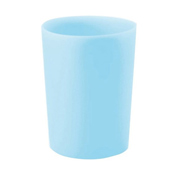 Silicone Cup (Light Blue) / Toiletries