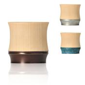[Guinomi Sake Cup] SHORT BAMBOO