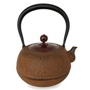 Nanbu Iron Kettle, Dragon (Limited Item, w/Copper Lid)