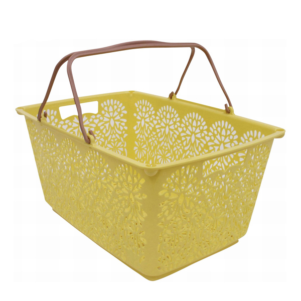 MAHALO BASKET 籃子 黃色