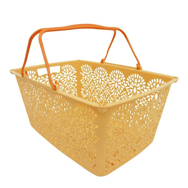 MAHALO BASKET 籃子 果子露橙色