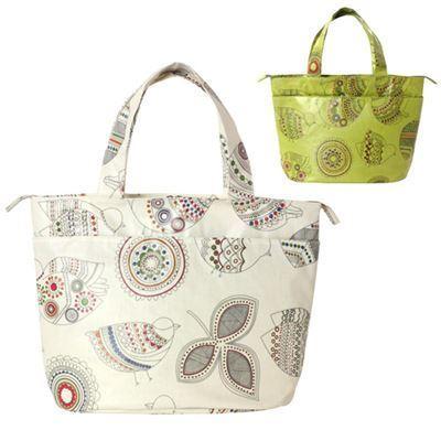 QUARTER REPORTM手提包 Bona日本製M尺寸 包包 手提袋防水 防污加工