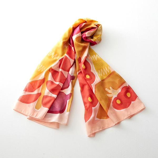 QUARTER REPORT 領巾 DAY OFF 日本製