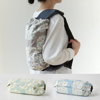 QUARTER REPORT Baby Carrier Storage Cover, M-float, Made in Japan