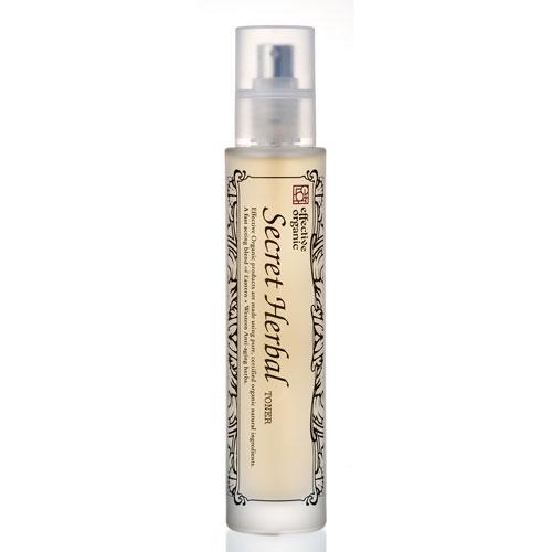 [Effective Organic] 肌齡秘密 香草化妝水 /美容 護膚保養 保臉部護理