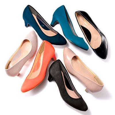 [cecile] 可選高度的高跟鞋