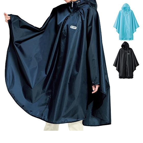 斗篷式雨衣(附收納袋)OUTDOOR