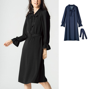 [cecile] Bow Tie Dress / New Arrival Spring Summer 2020, Ladies