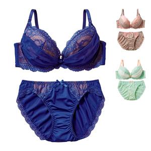 [cecile] Bra & Shorts Pair / New Arrival Spring Summer 2020, Inner