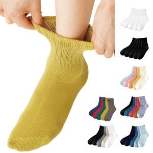 [Cecile] Socks, 5-Pair Set / New Arrival Spring Summer 2020, Inner