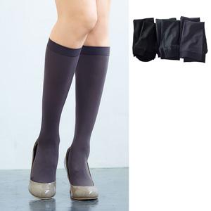 [cecile] High Socks (2 Pairs) 80 Denier / New Arrival Spring Summer 2020, Inner