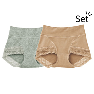 [cecile] Girdle Shorts, 2 different colors / New Arrival Summer 2020, Inner