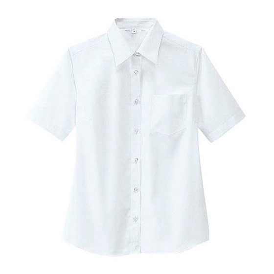 短袖襯衫(女用)(抗菌防臭)