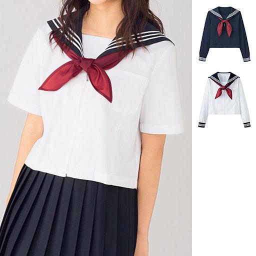 水手制服(附領巾)