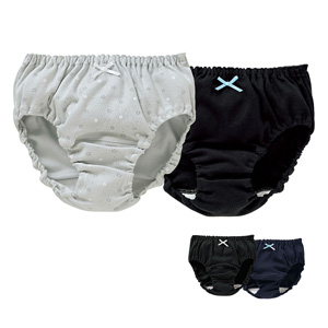[cecile] Soft Sanitary Shorts Made in Japan (2-pack) / New Arrival Spring 2020, Teens, cupop
