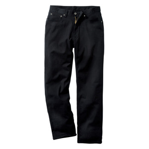 [Cecile] Stretch Twill Pants, Black / New Arrival Spring 2020, Mens, Large Sizes