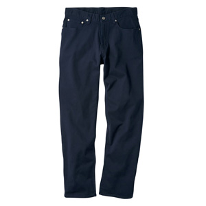 [Cecile] Stretch Twill Pants, Navy / New Arrival Spring 2020, Mens, Large Sizes