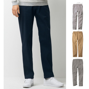 [cecile] Stretch, Regular Fit Easy Pants / New Arrival Spring 2020, Mens, Large Sizes