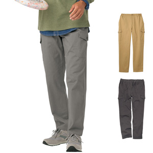 [cecile] Stretch, Regular Fit Easy Cargo Pants / New Arrival Spring 2020, Mens, Large Sizes