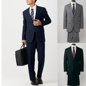 [cecile] Suit with Horizontal Stretch Adjuster / New Arrival Spring 2020, Mens, Large Sizes