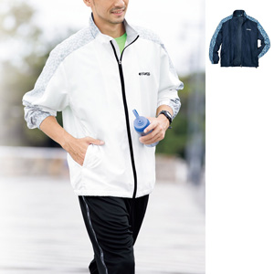 [cecile] Back Mesh Jacket (Kaepa) / New Arrival Spring 2020, Mens, Large Sizes