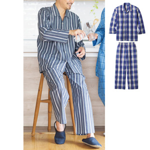 [cecile] Shirt Pajamas (Unisex) / New Arrival Spring 2020, Mens, Large Sizes