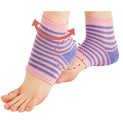 腳跟保養襪