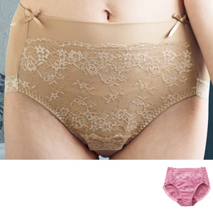 [cecile] Panties (Triumph) / New Arrival Spring 2020, Large Sizes, Plump