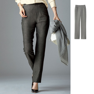 [cecile] Temperature Controlled Straight Pants / New Arrival Spring 2020, Mrs