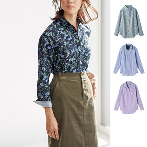 [cecile] Regular Shirt Enjoyable Pattern / New Arrival Spring 2020, Mrs