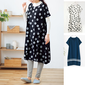 [cecile] Super Relaxing! Loose Cocoon Dress / New Arrival Spring 2020, Mrs