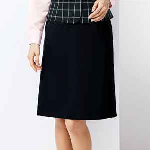 [cecile] Trapezoidal Skirt (Temperature Control Lining) / New Arrival Spring 2020, Ladies