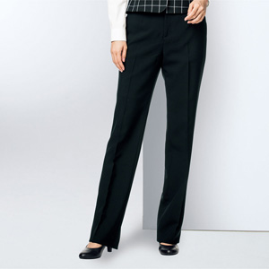 [cecile] Straight Pants (Temperature Control Lining) / New Arrival Spring 2020, Ladies