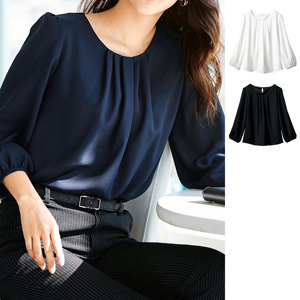 [cecile] Blouse (3/4-Length Sleeves) / New Arrival Spring 2020, Ladies
