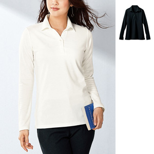 [cecile] Nontransparent Pullover With Collar (Long Sleeves) / New Arrival Spring 2020, Ladies